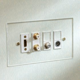 Combination Switch in Invisible