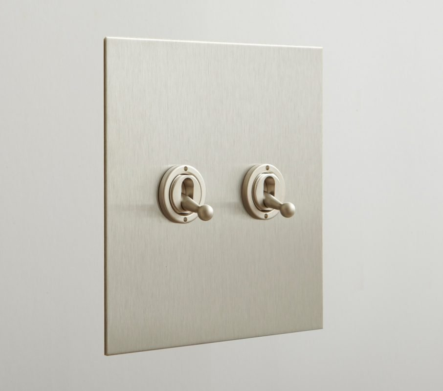 Toggle Switch in Stainless Steel
